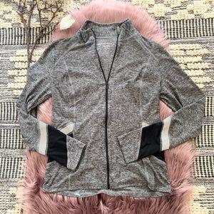 BEYOND YOGA▪️Zip Front Running Jacket. Sz L